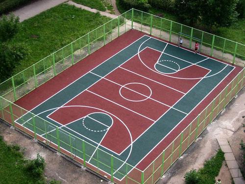 Спортивные площадки для школ