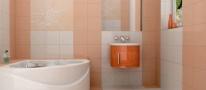 Перепланировка ванной в панельном доме
